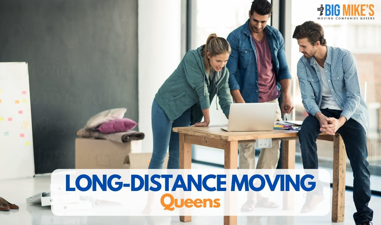 long distance moving queens
